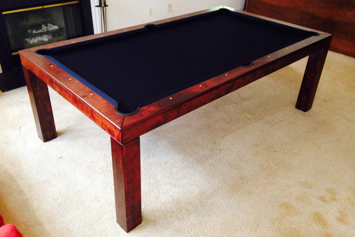 Vision Convertible Pool Table, North Carolina