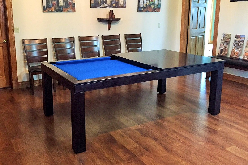 Vision Convertible Pool Table, Michigan