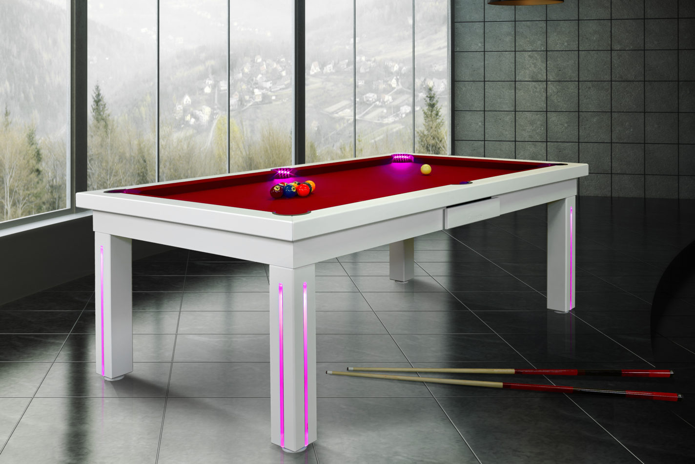 New York Pool Table, Denmark