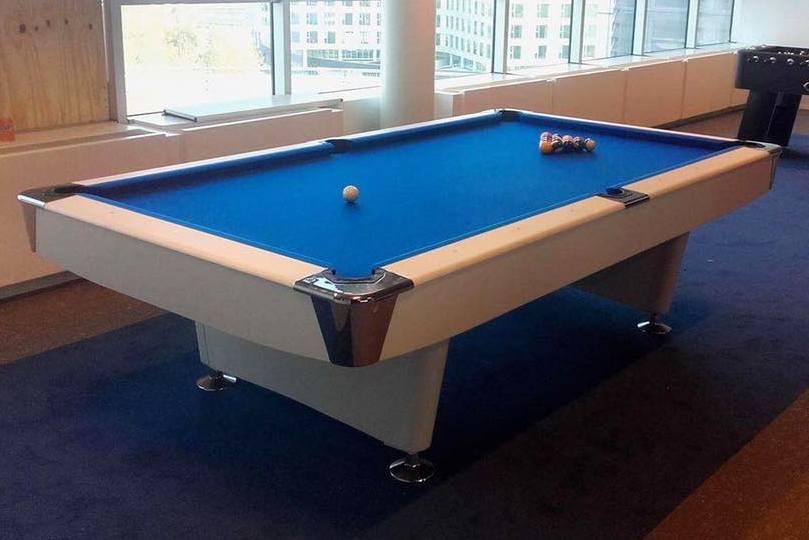 Artango Pool Table, New York