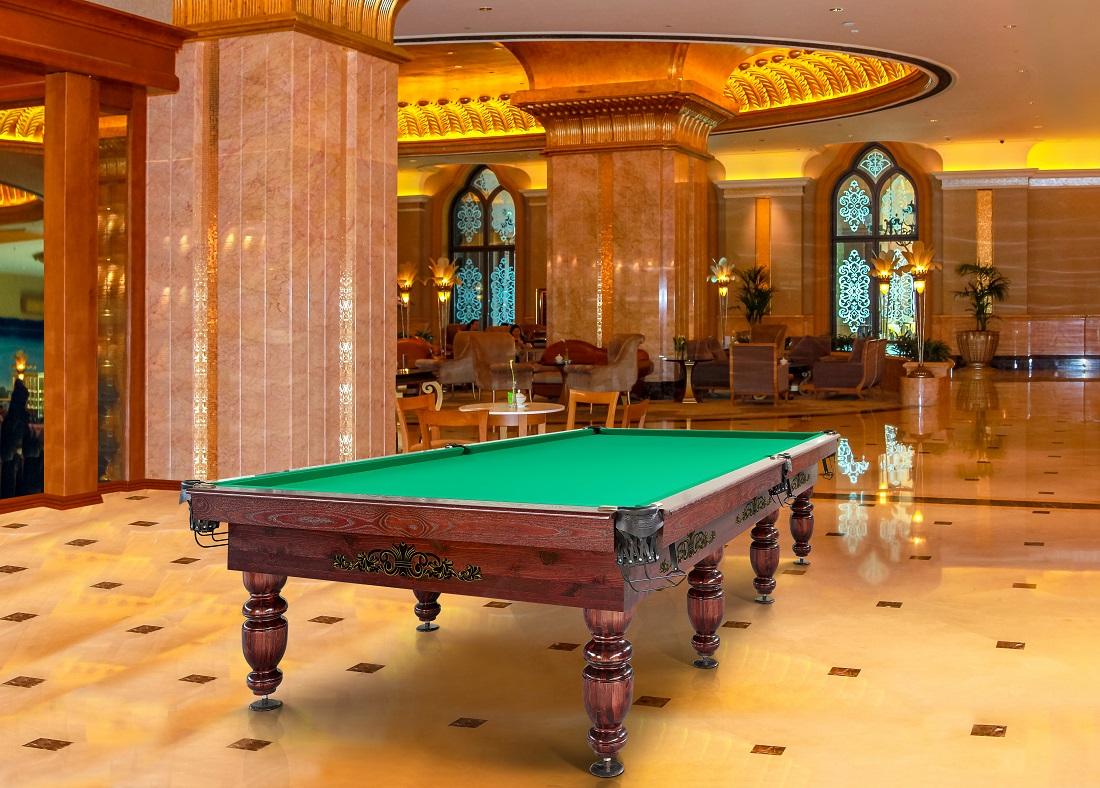 Russian Pyramid Billiard table Provijus 12f
