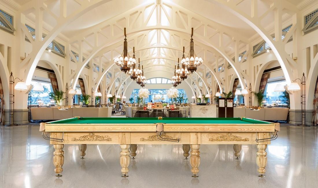 Snooker table Provijus 12f