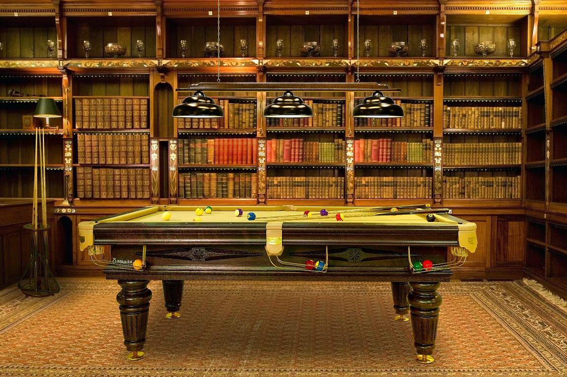 Dijonas professional pool table Vision Billiards