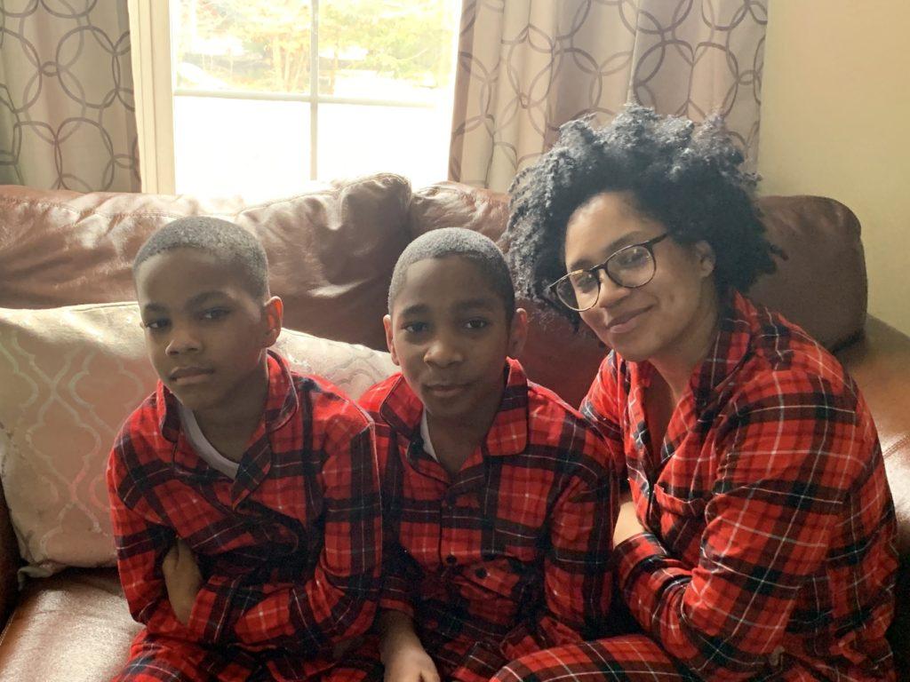Target Christmas Pajamas