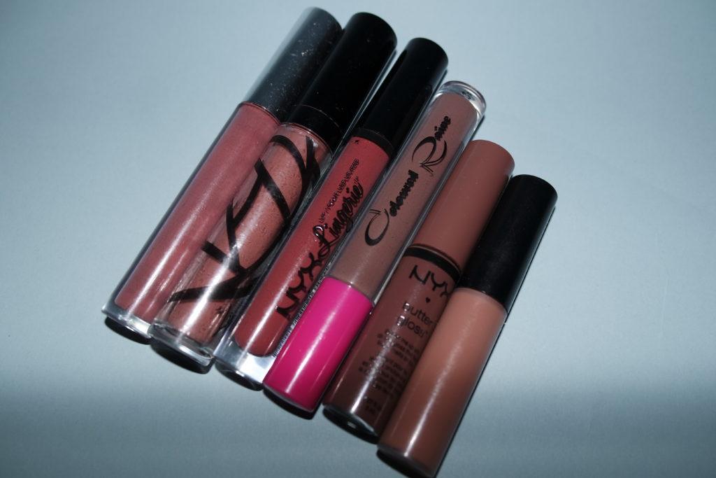 Favorite Neutral Lip Colors
