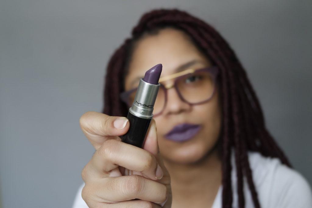 MAC Throwbacks Lipstick Epic