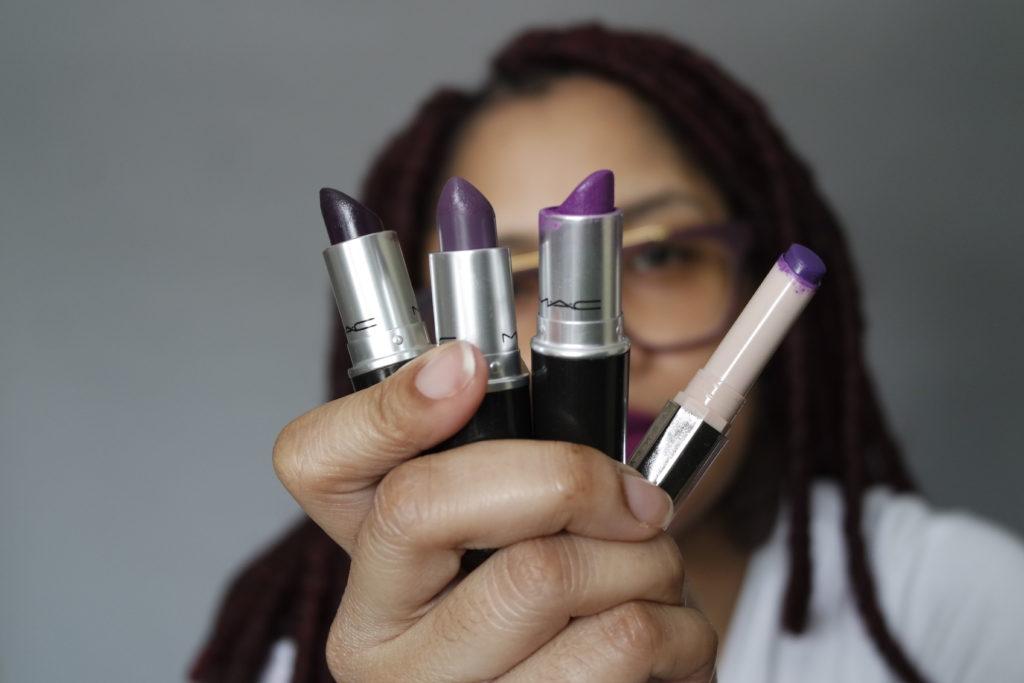 The Best Purple Lipsticks