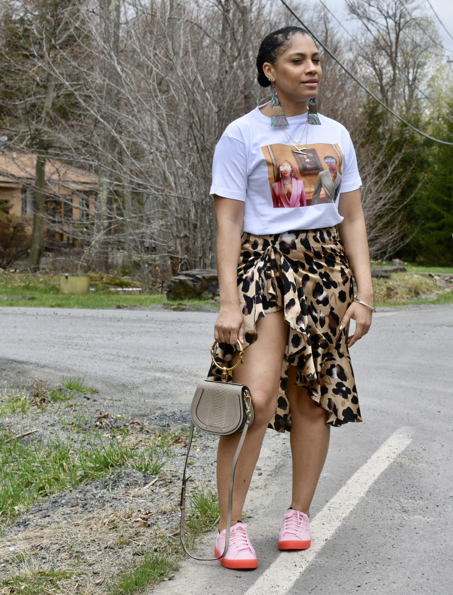 High Low Outfit Of The Day