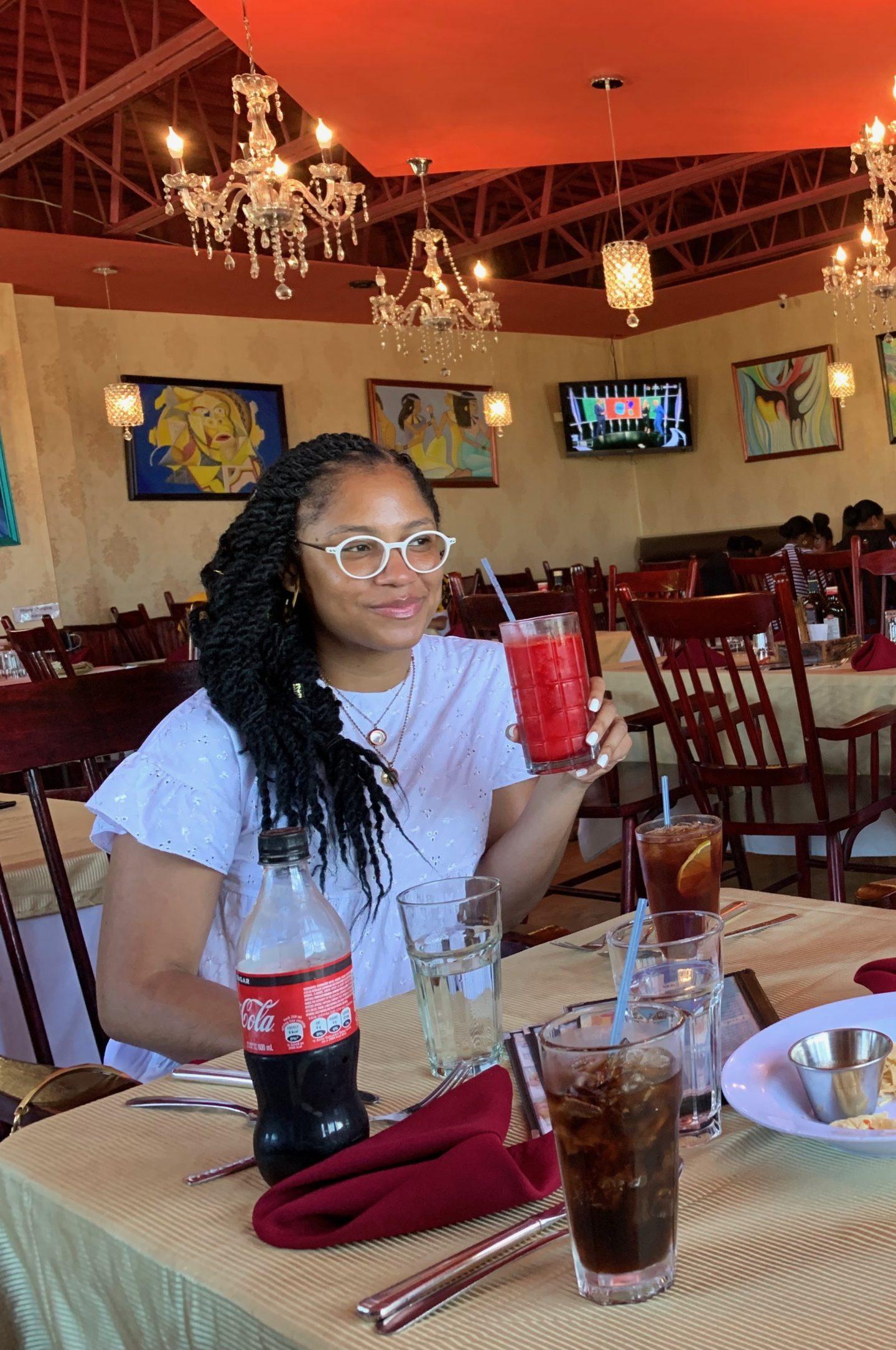 Celebrity Restaurant, Belize
