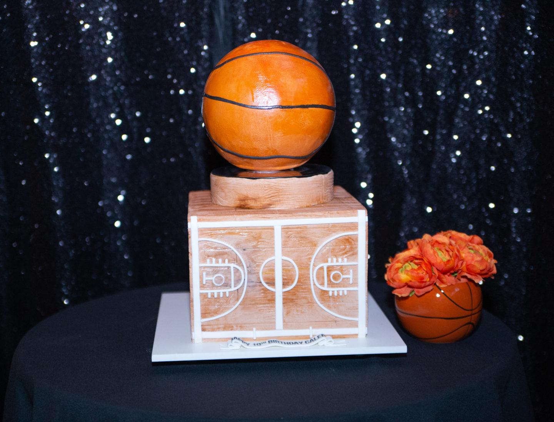 Basketball Cake, BCake NY