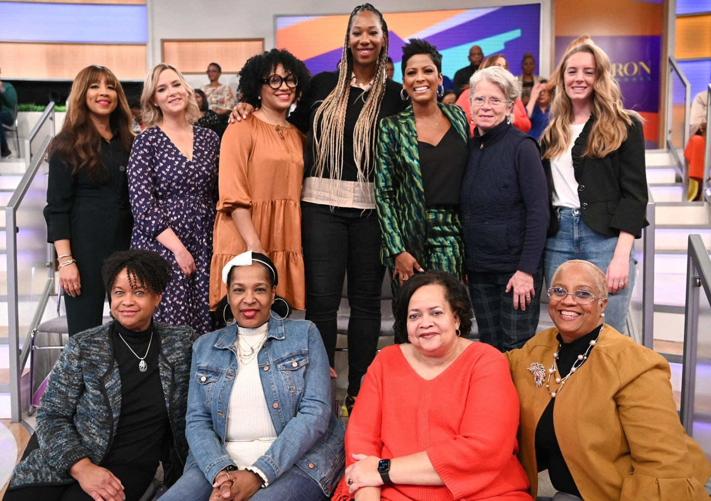 Tamron Hall Show Audience