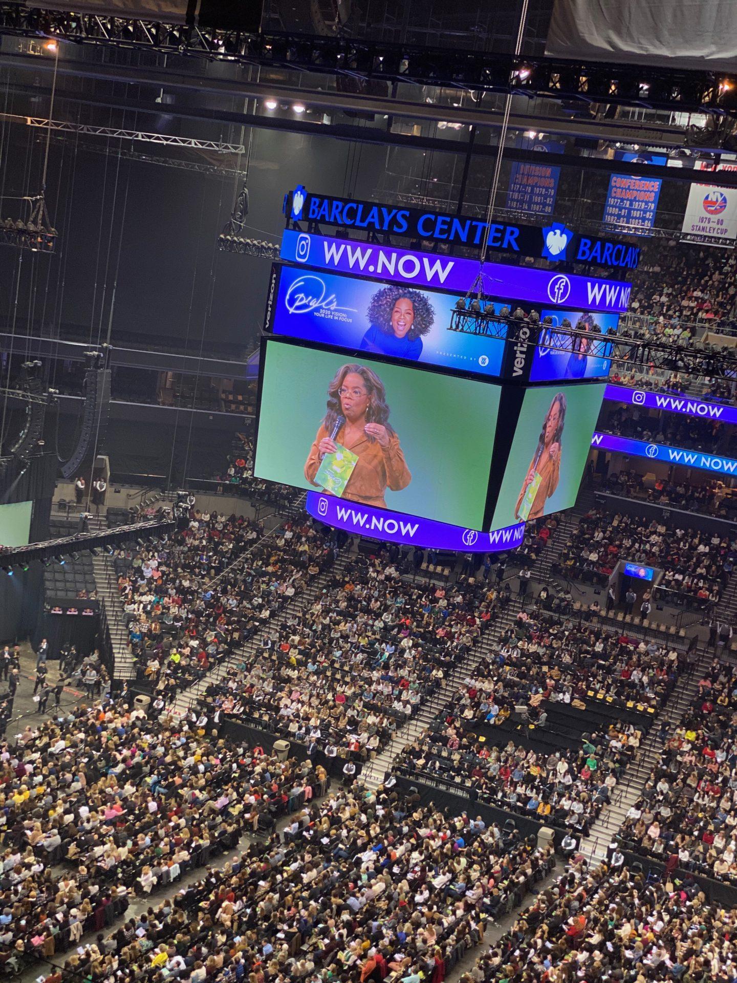 Oprah's 2020 Vision Tour