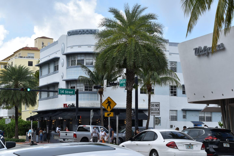 South Beach Miami During a Pandemic
