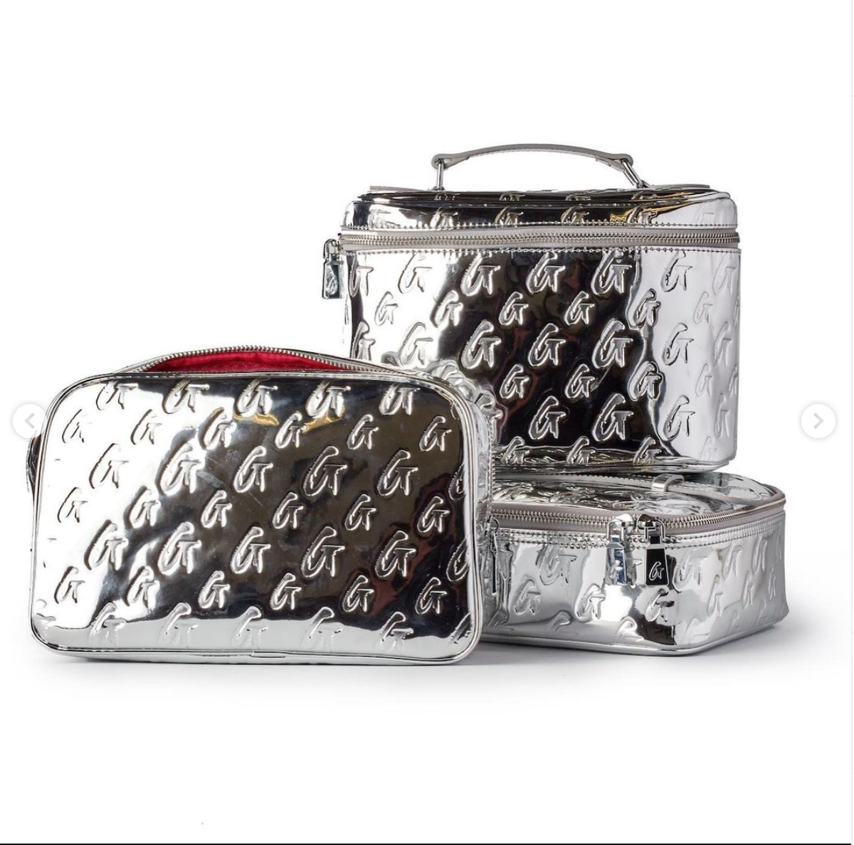 Glam-Aholic Lifestyle Toiletry Set