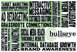 Marketing Services and Advertising Services Offered by Bullseye Digital Marketing