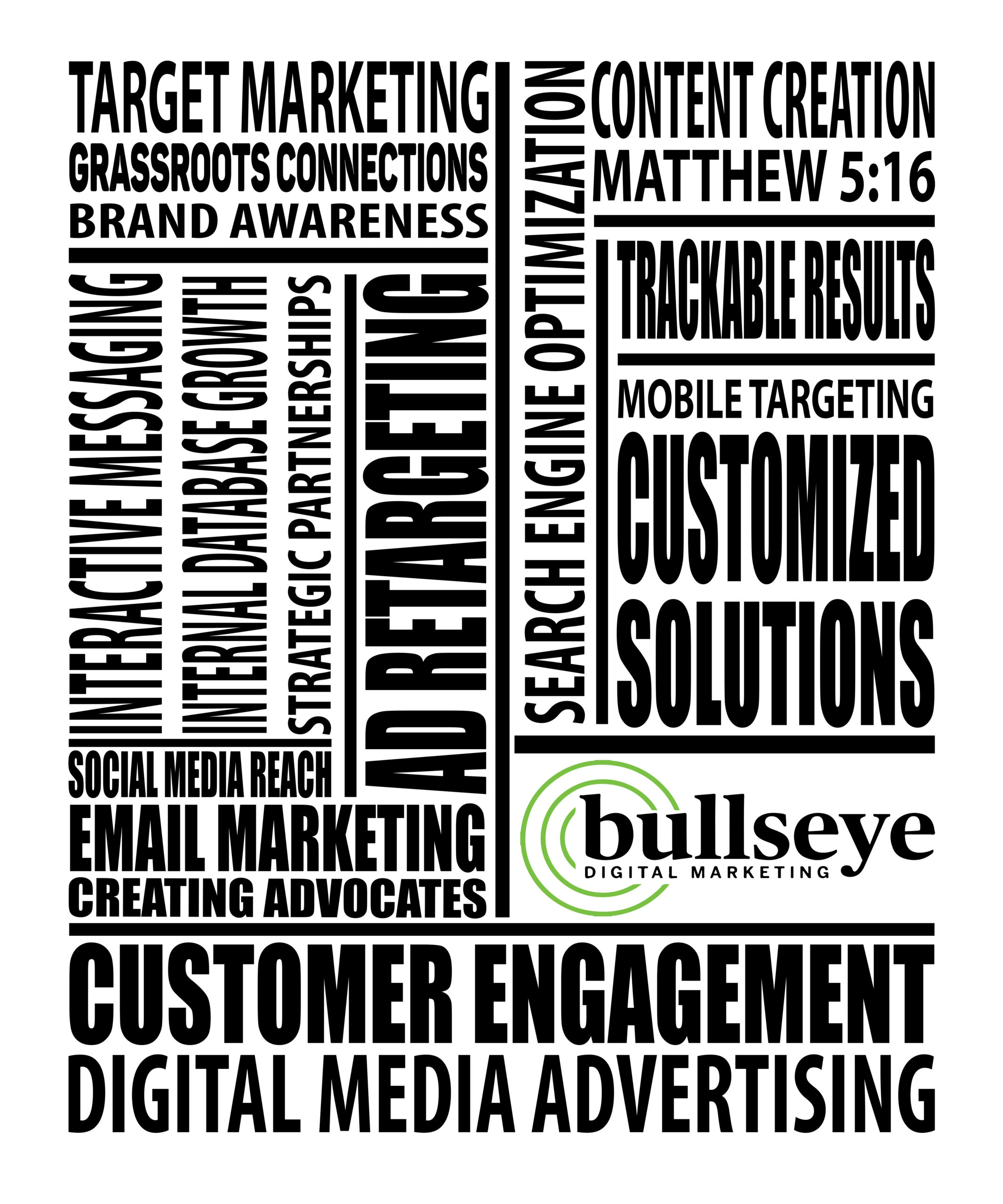 marketing and digital advertising help from bullseye digital marketing