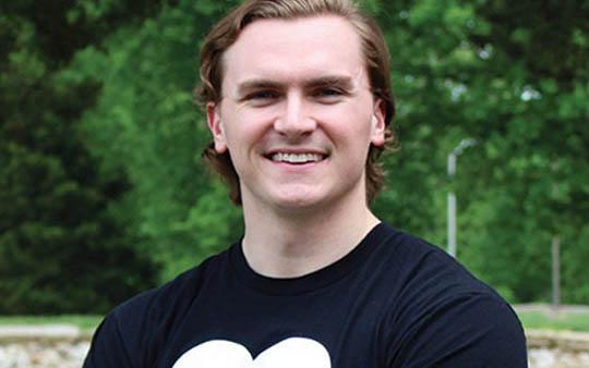 Meet Brandon Davis, an SEO Specialist!