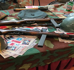 Display Guns and Parts