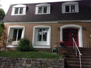 Exterior House Painting in Rockcliffe, Rockcliffe Park area of Ottawa