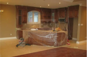 interior painting of kitchen by PG PAINT & DESIGN Ottawa Painters