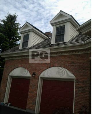 exterior house painting by PG PAINT & DESIGN painters in Ottawa