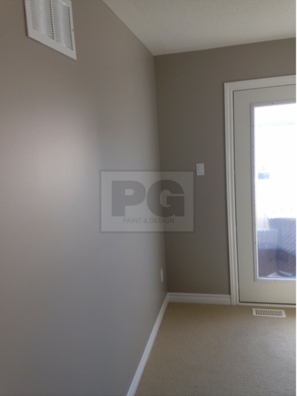 painting of interior of room by PG PAINT & DESIGN painters