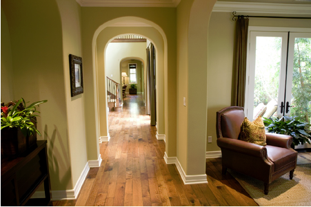 interior painting of house in the glebe by PG PAINT & DESIGN painters