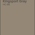 Kingsport Gray HC-86 benjamin moore paint colour sample for interior house painting by Ottawa Painters PG PAINT & DESIGN