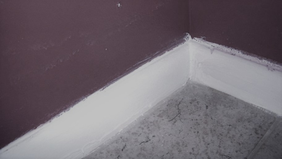 overlapping paint on walls and trim, missed spots paint gaps between cut lines shows how some painters are ripping you off with a bad house painting job