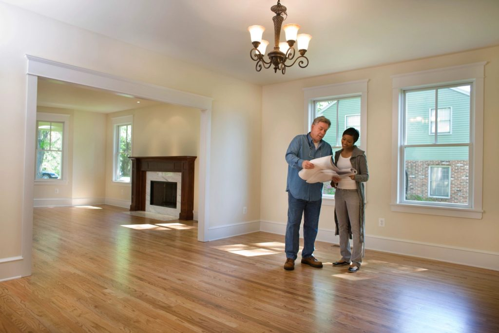 find interior house painters in Ottawa PG Paint & Design painting company