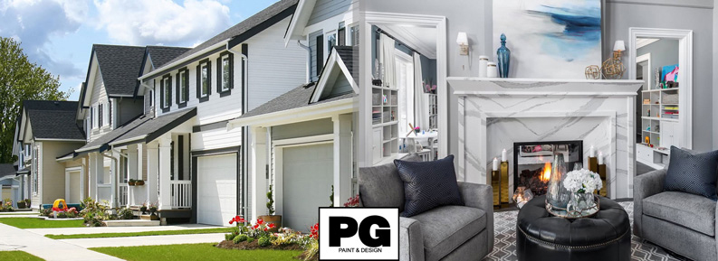 Newly painted house in Ottawa by PG PAINT & DESIGN Ottawa painters