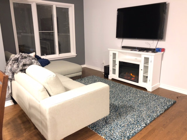 interior painting with neutral paint colours by PG PAINT & DESIGN Ottawa house painters
