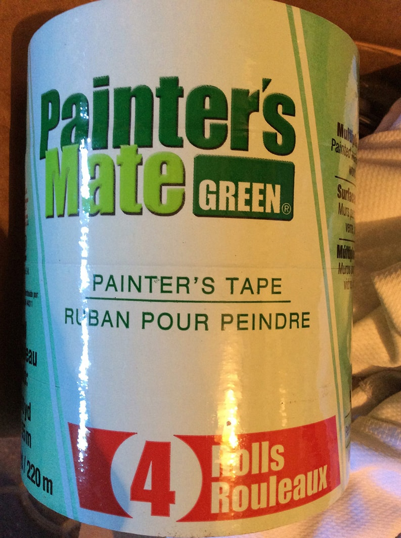 professional painters tape