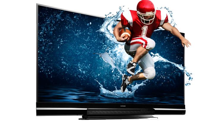 3D TV mount service