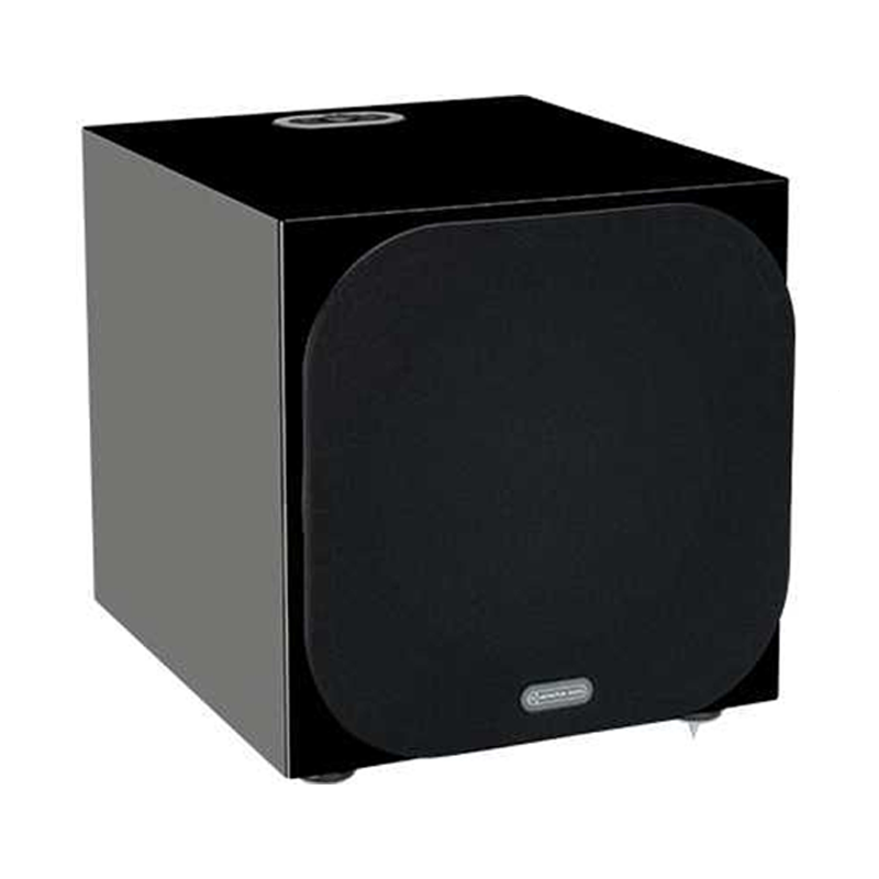 Silver W-12 Subwoofer