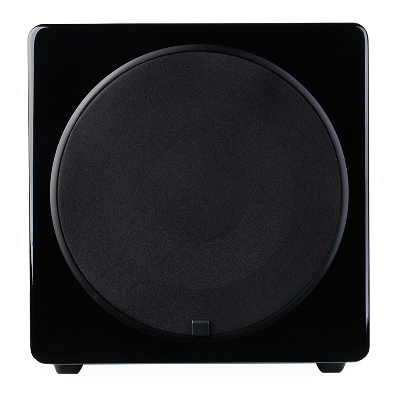 "<p style=""font-family:calibri; font-size:25px; color:#e38408;"">Episode® Evolution Series Sealed Subwoofer</p>  The Evolution series represents our latest, greatest approach to subwoofer design. Using the same engineering expertise that delivered our popular Cub Sub, these Episode® Evolution Series Sealed Subwoofers deliver tight, punchy bass. They are the perfect complement to our Episode Speakers and Soundbars. An efficient DRiVE™ digital amplifier is combined with LFEQ Technology to deliver extended bass response with more output than anything in their class. Add in a piano gloss finish and flush-mounted grill, and it's obvious these subwoofers deliver premium performance you can see and hear. <p style=""font-family:calibri; font-size:25px; color:#b06606;"">DRiVE™ Amplification</p> At the heart of this subwoofer is a highly efficient DRiVE™ Class-D amplifier. This digital technology produces clean, tight bass and is up to 60% more efficient than conventional analog designs. In standby mode, the subwoofer consumes less than 0.5 watts, making it one of the ""greenest"" solutions available. <p style=""font-family:calibri; font-size:25px; color:#b06606;"">LFEQ Technology</p> Our engineers wanted to achieve the big bass performance of a large, ported subwoofer, but with the tight punchiness of a sealed enclosure. To get the best of both worlds, they designed a dual EQ system that precisely shapes the output for flatter and lower frequency response. The end result is a sealed subwoofer that's more musical and more powerful than anything in its class.  <p style=""font-family:calibri; font-size:25px; color:#b06606;"">Woven Fiberglass Drive</p> This sub features a custom driver with a woven fiberglass cone, Nomex spider and high-temperature voice coil. This rigid, lightweight design produces tight, low distortion that's simply unmatched.  <p style=""font-family:calibri; font-size:25px; color:#b06606;"">Ribbed Surround</p> An accordion-like ribbed surround allows for linear cone movement, so you get low distortion even at high volume levels.  <p style=""font-family:calibri; font-size:25px; color:#b06606;"">High/Low Level Inputs</p> This subwoofer has the versatility to get the job done in all kinds of applications. For home theater installs, simply hook your receiver's subwoofer output to the LFE input – and you're good to go. And if your receiver only has speaker outputs, no problem - just connect to the high-level inputs and then on to the speakers.  <p style=""font-family:calibri; font-size:25px; color:#b06606;"">Signal Sensing Power-On</p> This Episode® subwoofer features a dedicated on/off switch, as well as a power-saving standby mode that automatically turns it off after 15 minutes of inactivity. However, as soon as an audio signal is detected, it roars to life – adding instant boom to any room. Now if you could just get the kids to turn off the lights when they leave! <p style=""font-family:calibri; font-size:25px; color:#b06606;"">2/10-Year Limited Warranty</p>  This Episode® Speaker product has a 2-Year Warranty on the amplifier and a 10-Year Warranty on the woofer and box. This warranty includes parts and labor repairs on all components found to be defective in material or workmanship under normal conditions of use. This warranty shall not apply to products which have been abused, modified or disassembled. Products to be repaired under this warranty must be returned to SnapAV or a designated service center with prior notification and an assigned return authorization number (RA). </br> Source: <a href=""https://www.snapav.com/shop/en/snapav/subwoofers/episode-reg%3B-evolution-series-12-powered-subwoofer-with-300w-amplifier---gloss-black-es-sub-evo12-300-blk"" target=""_blank"">Snap AV</a>"