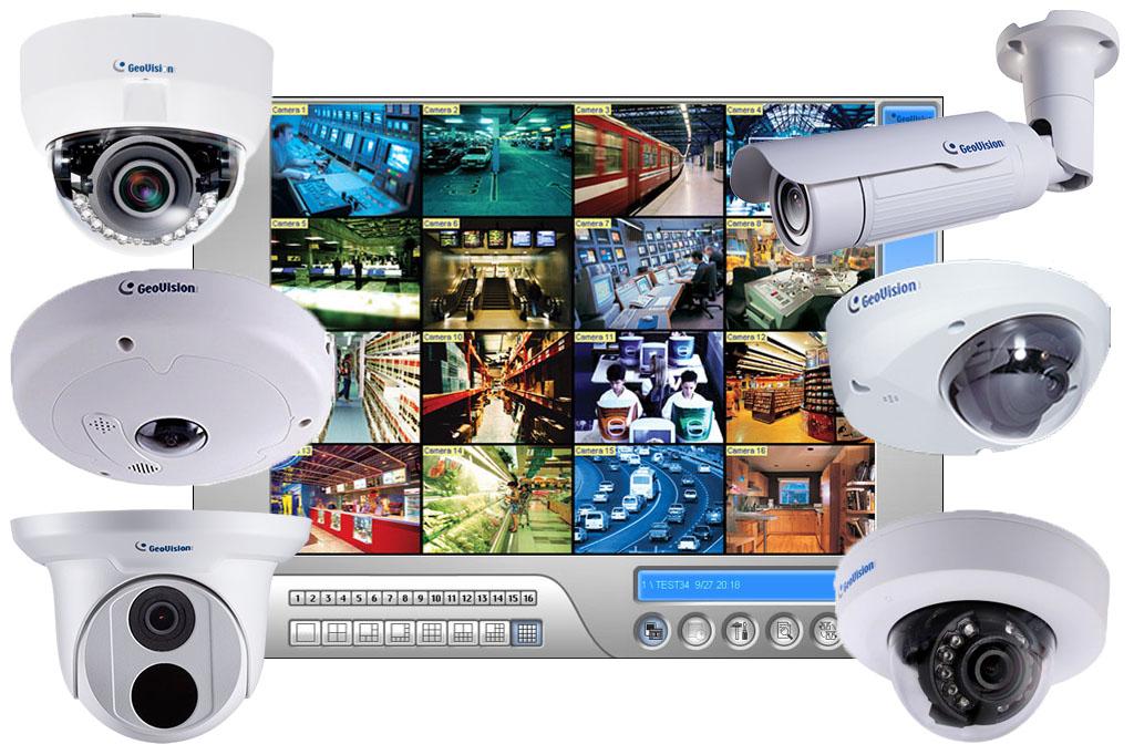 geovision cameras system