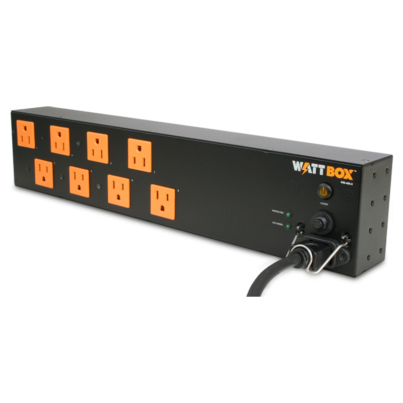 "<p style=""font-family:calibri; font-size:40px; color:#e38408;"">WattBox® Power Conditioner 