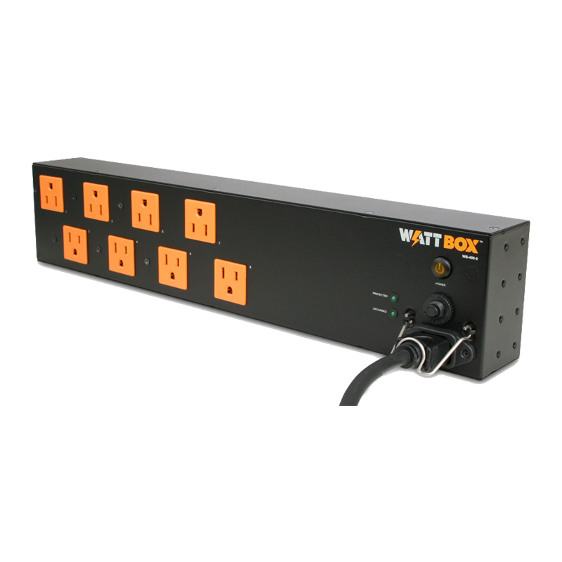 Home theater power conditioner