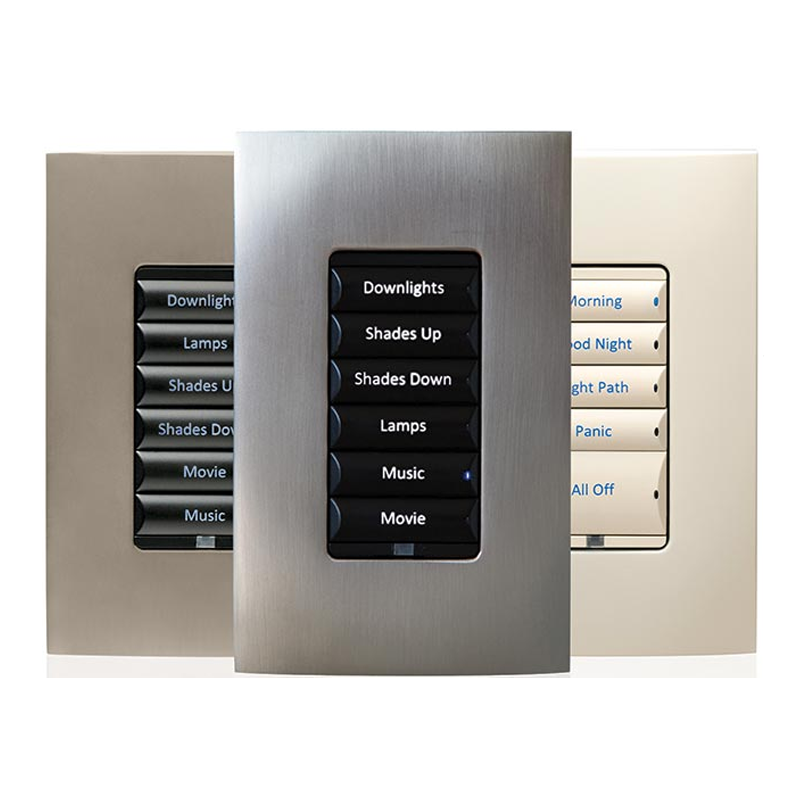 control4 keypad home automation