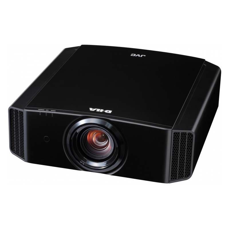 Upgraded for 2018, JVC's DLA-X590RBK remains the industry's most affordable Custom Install D-ILA projector. It delivers stunning picture detail and an unprecedented value thanks to JVC's exclusive 4K e-shift5 technology. It accepts native 4K 60P (4:4:4) content through Full Speed 18Gbps HDMI/HDCP 2.2 compatible inputs and up-converts existing 1080P sources to 4K precision. Three discrete D-ILA devices produce a stable image with no flicker and class leading 40,000:1 Native Contrast Ratio for peak whites and deep blacks. For 2018, JVC projectors include upgraded e-shift5 technology for improved 4K resolution, a new Direct Mode with low latency and advanced HDR processing for brighter, more dynamic HDR images. <h2>Features</h2> <li>1800 Lumens with High Power Lamp (PK-L2615U)</li> <li>Three 1920x1080(x3) 0.7-inch D-ILA devices</li> <li>e-shift5 4K Precision 3840 X 2160 Projected Image —Upgraded for 2018</li> <li>Dual Full Speed 18Gbps HDMI/HDCP 2.2 Compatible Inputs</li> <li>IMPROVED - Multi Pixel Control (MPC) with Auto Mode for ease of use MPC works with 4K60P (up to 4:4:4) signals</li> <li>Motion Enhance (2D, 3D, 4K) with Upgraded Clear Motion Drive</li>