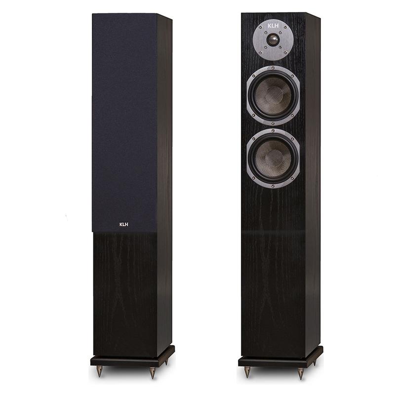 KLH Cambridge tower speakers