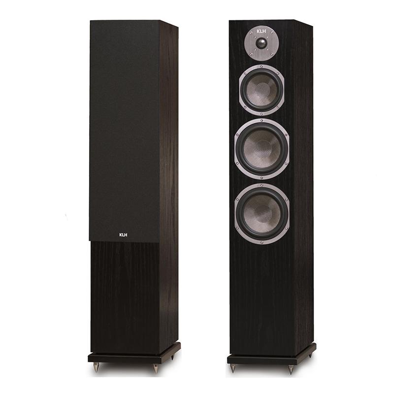 KLH Kendall tower speakers