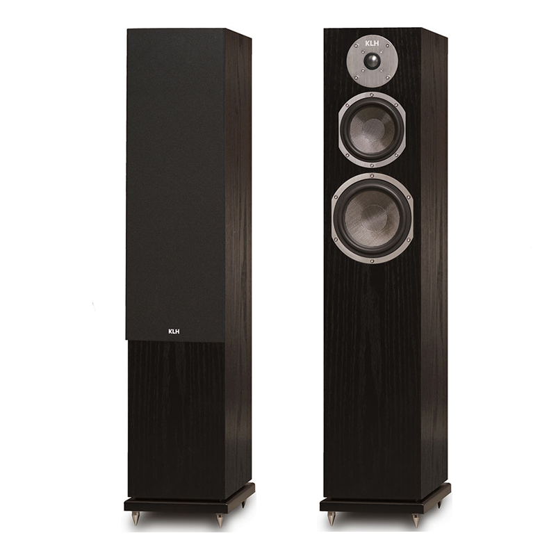 KLH Quincy tower speakers