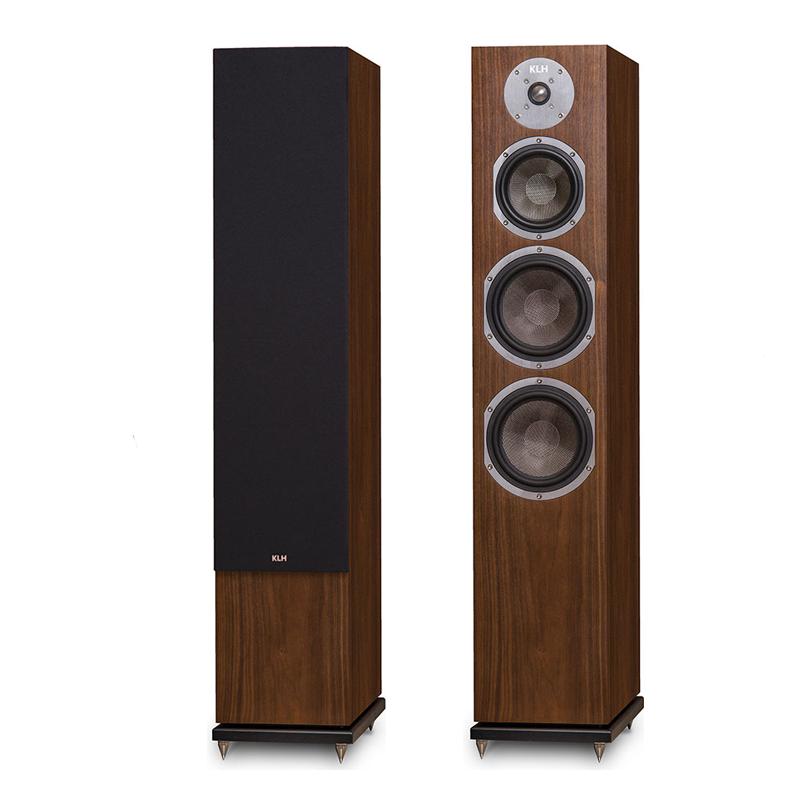 KLH tower speakers