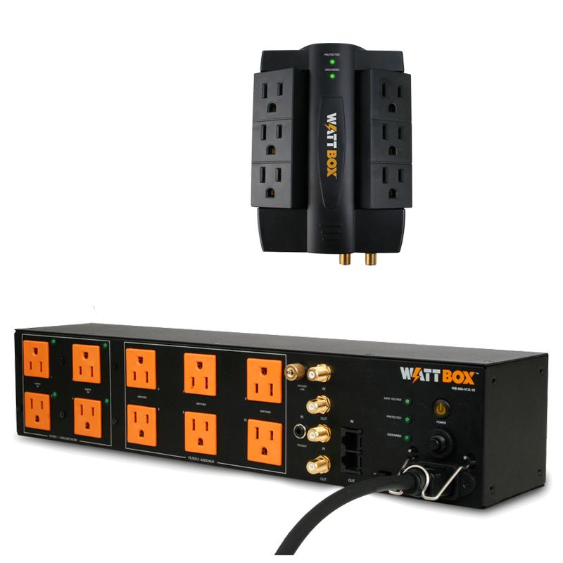 WattBox WB-600-VCE-10 plus surge