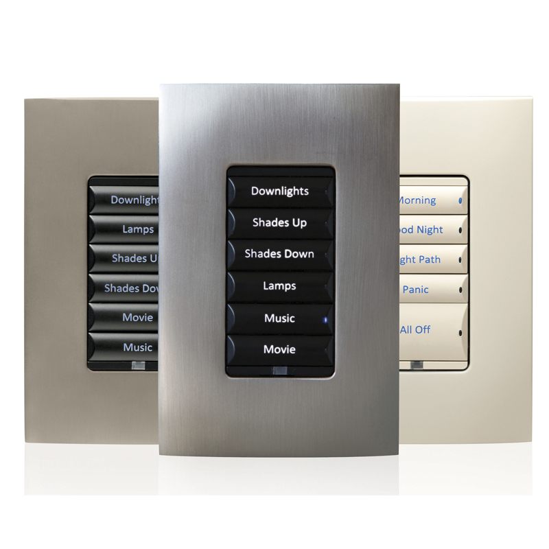 Control4 Keypad