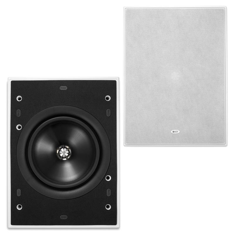 Kef Ci160QL Rectangle In-Wall Speaker Thin Bezel