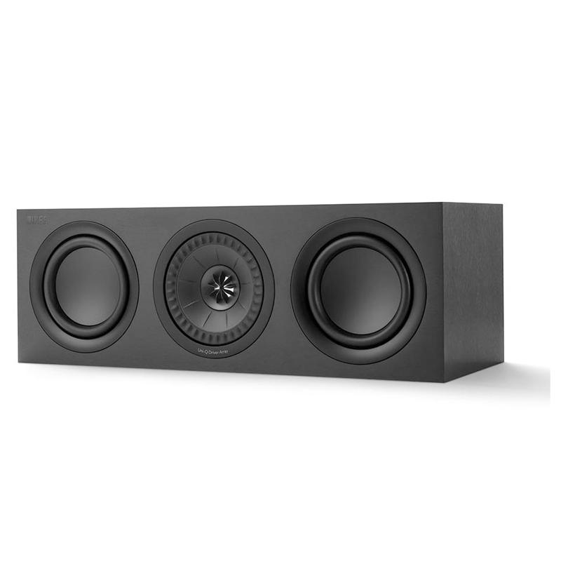 Kef Q650c Center Channel Speaker Black