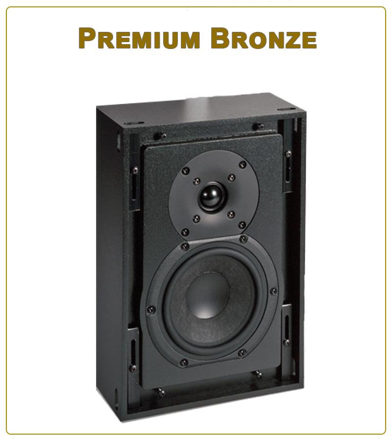 <p>Triad Audio Bronze 4 Sat 44403-1000-3 Speaker</p>